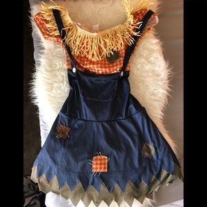 Other - SCARECROW COSTUME (girls)